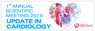 1st Annual Scientific Meeting 2014: Update in Cardiology