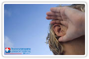 Ear Nose Throat: Hearing test
