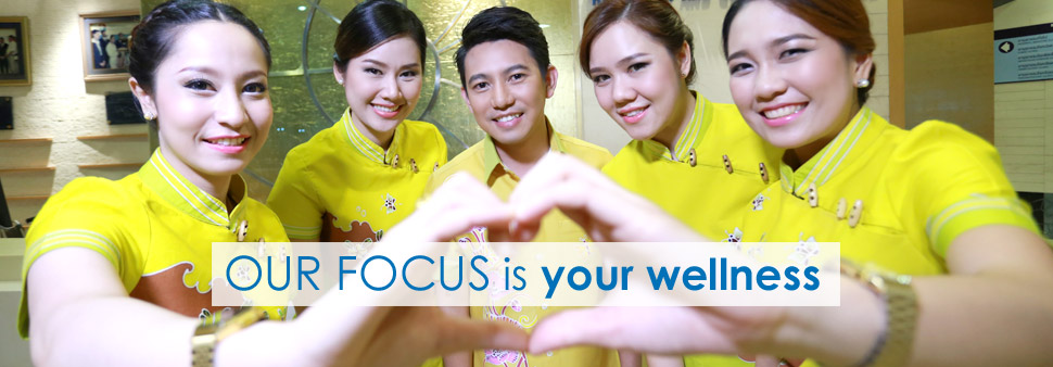 Our focus is your wellness