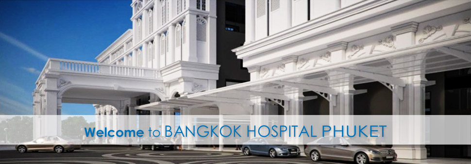 Welcome to Bangkok Hospital Phuket