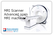 Advanced open MRI machine