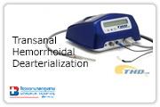 Transanal Hemorrhoidal Dearterialization (THD)
