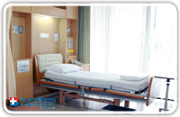 Patient Rooms - Ward 3B: Standard Room