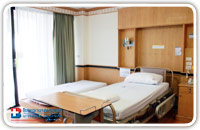 Patient Rooms - Ward 3B: VIP Room