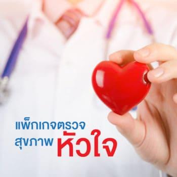 ชุดตรวจสุขภาพหัวใจ