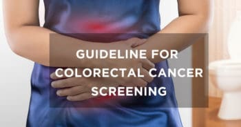 Guideline for Colorectal Cancer Screening