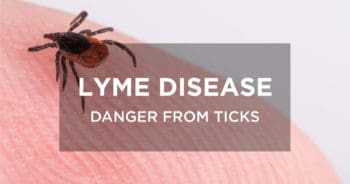 Lyme Disease: Danger from ticks